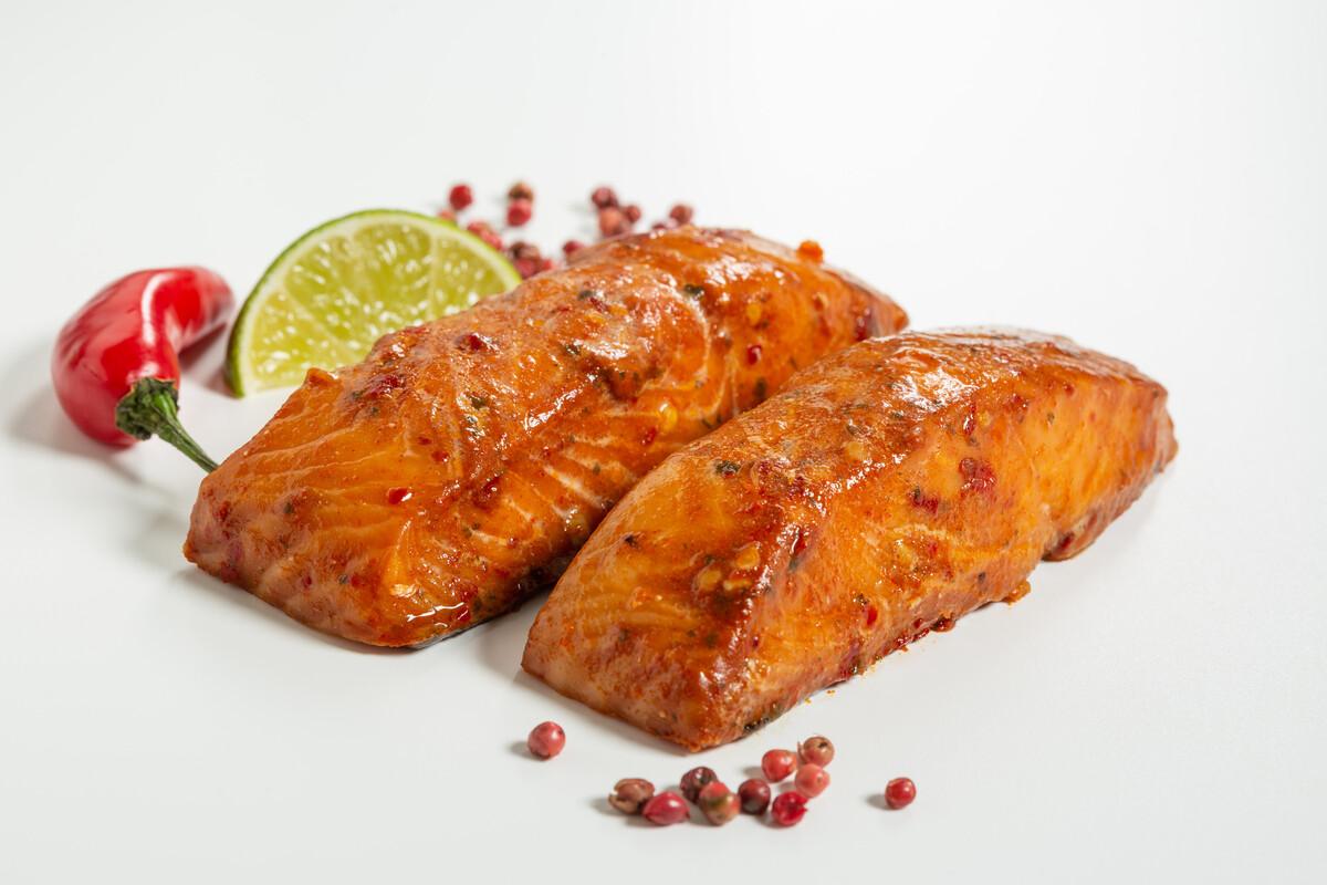 Fancy some fresh salmon tonight?