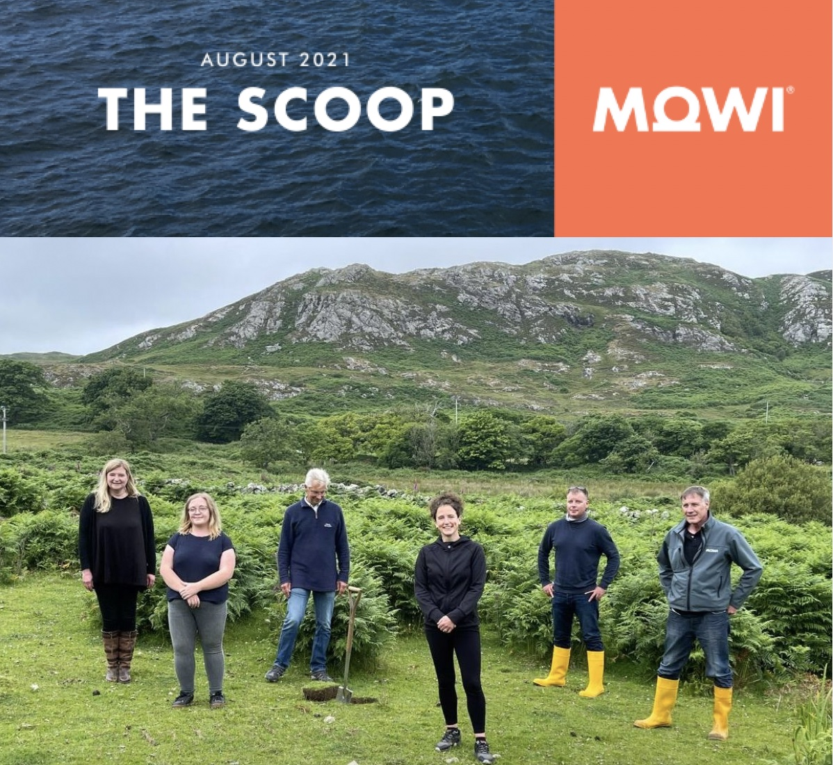 The SCOOP – August 2021 issue
