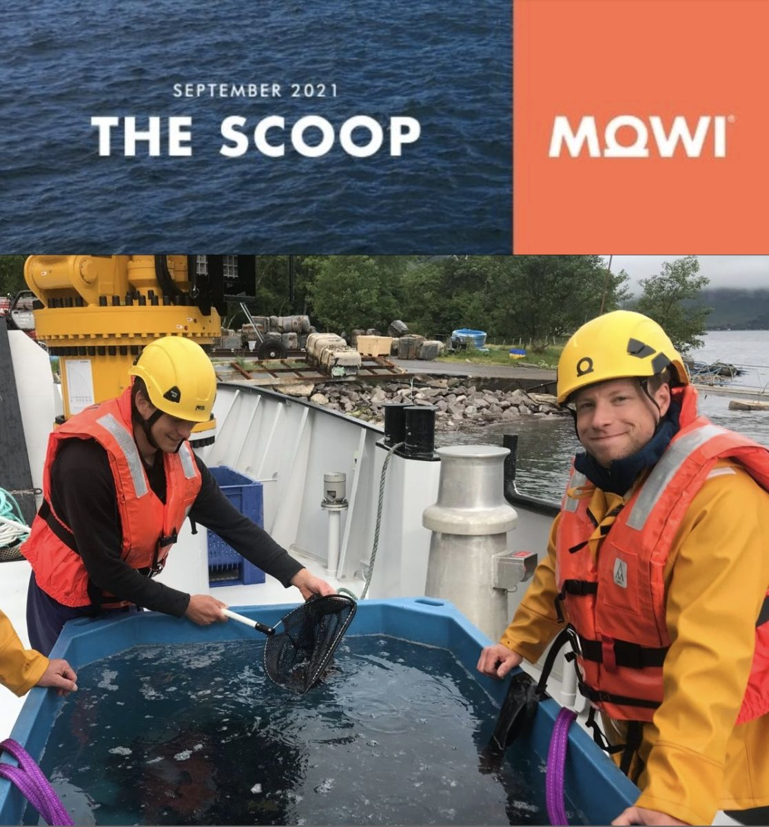 The Scoop - September 2021 issue