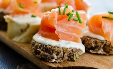 Il salmone è un alimento sano