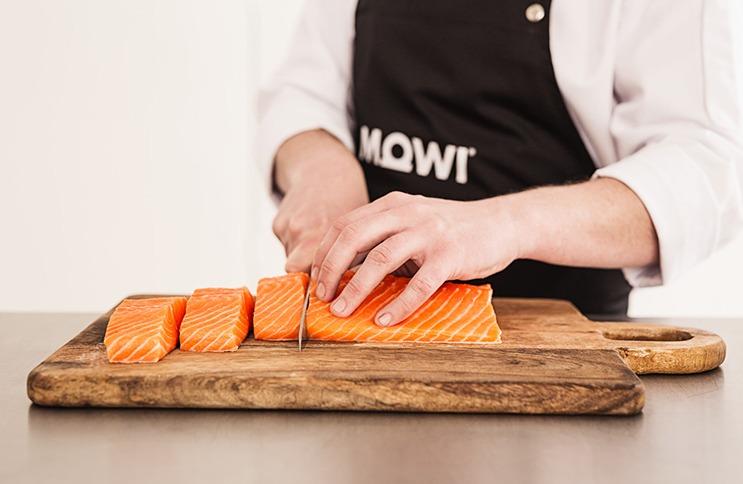 Il salmone: un alimento eccellente ed una scelta intelligente per la tua salute