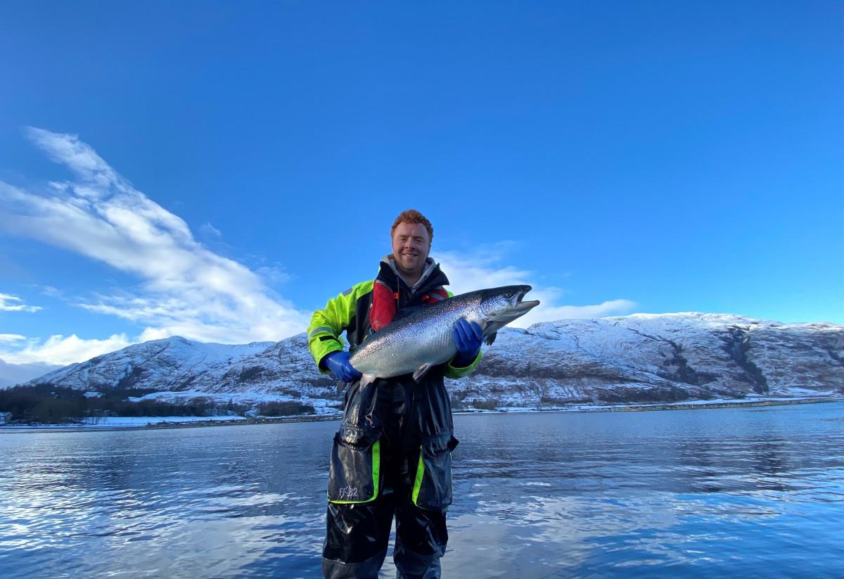 Mowi è la prima azienda di acquacoltura a ottenere in Scozia la certificazione ASC per cinque siti di allevamento in mare