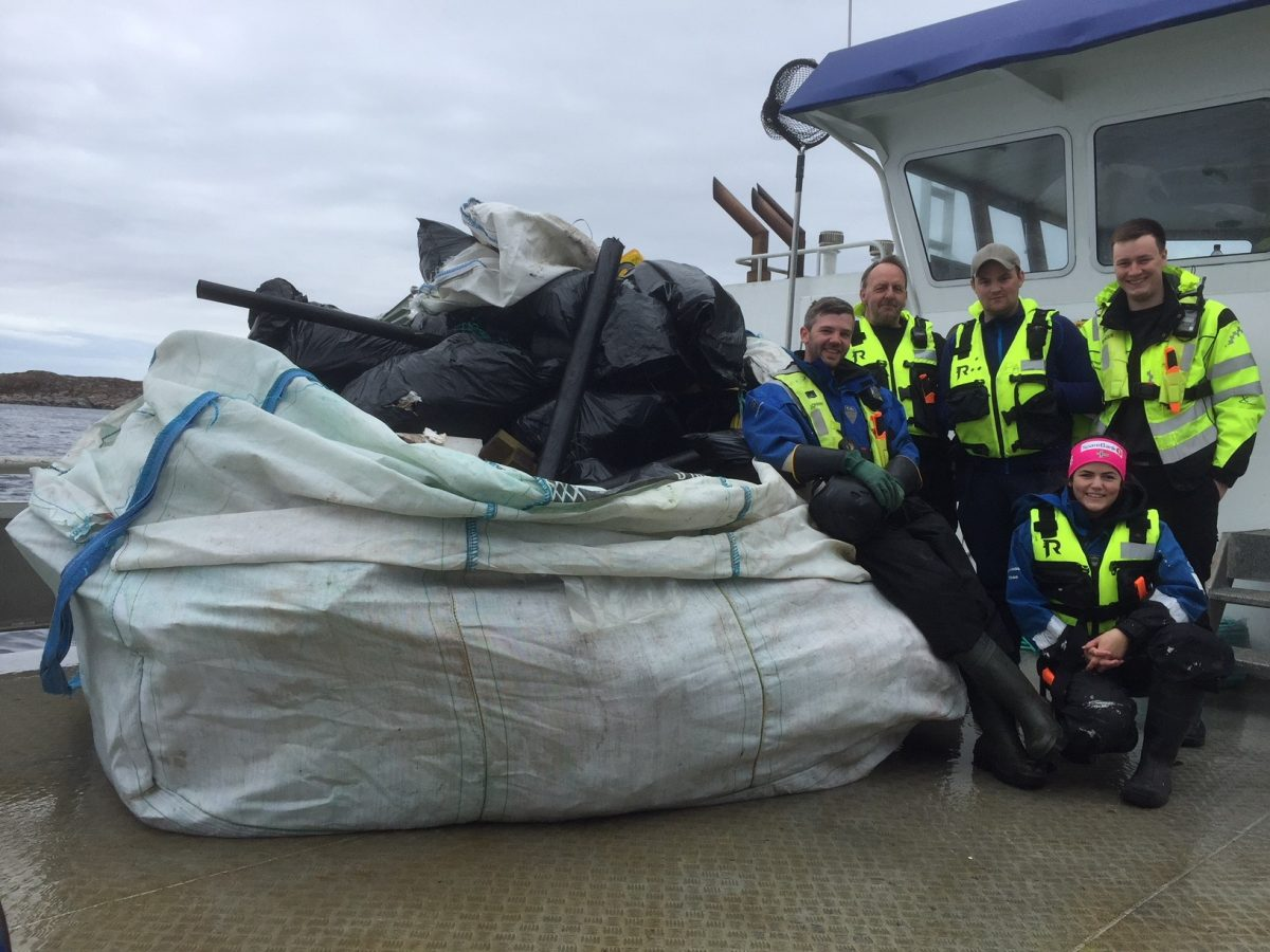 Reduce, Reuse, Recycle: Managing plastic