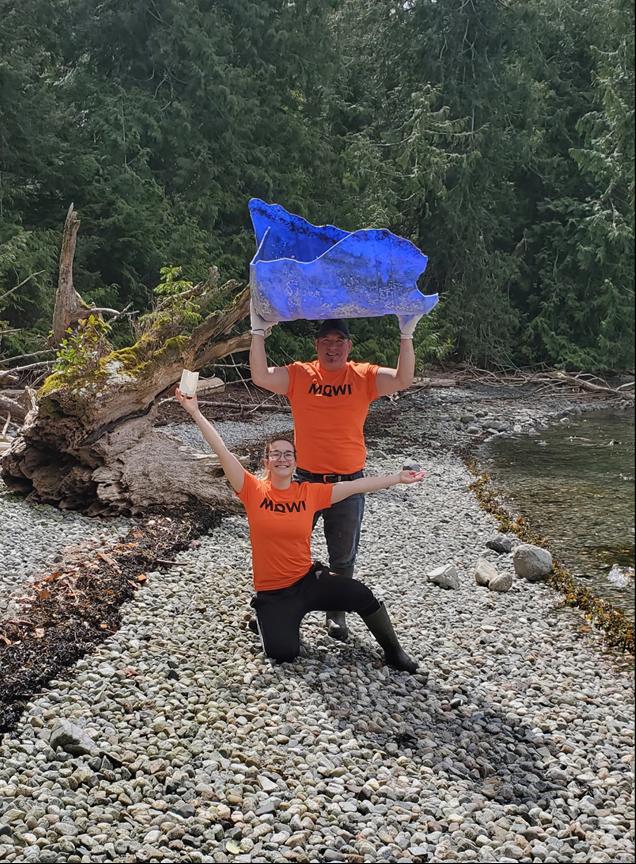 Mowi Global Shoreline Cleanup 2019