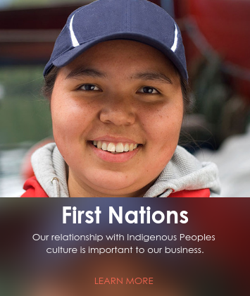 First Nations relationship - MOWI