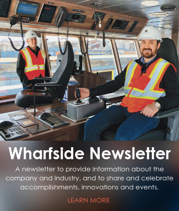 Wharfside Newsletter