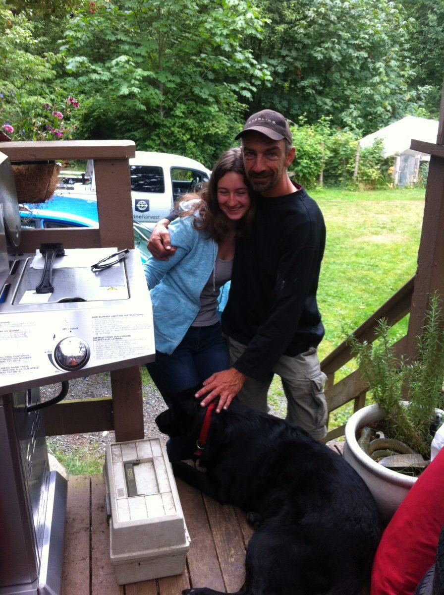 Work is a family affair for the Rileys