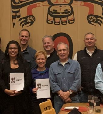 Joint News Release - Kitasoo/Xais'Xais First Nation and Mowi renew partnership agreement