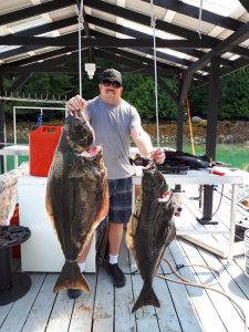 Graham Byatt, Assistant Manager at Larsen Island