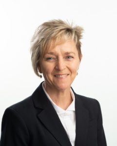 Dr. Diane Morrison, managing director, Mowi Canada West