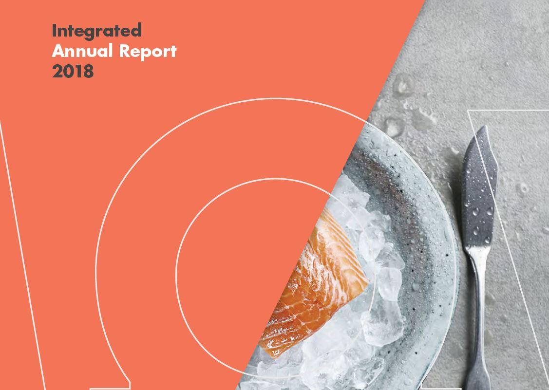 Mowi's 2018 Annual Report